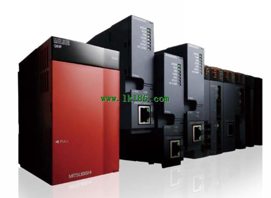 MITSUBISHI Small points with substrate CPU Q00UJCPU-S8-SET