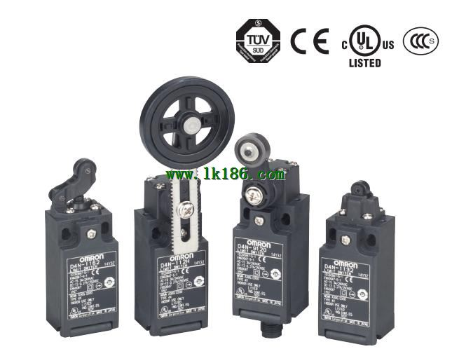 OMRON Safety Limit SwitchD4N-4232
