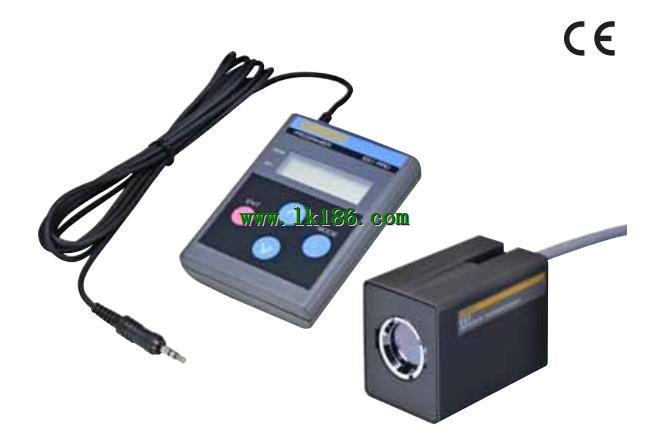 Es1 Lw100h Non Contact Temperature Sensor Omron Es1 Lw100h