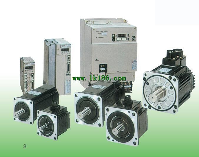 YaskawaMotor for high precision machine toolSGMGH-55A2C2C